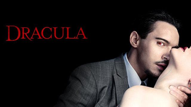Dracula NBC Banner