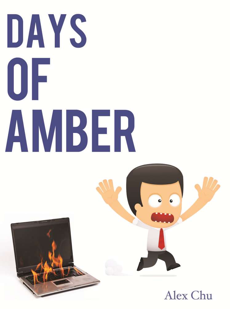 Days of Amber ebook cover