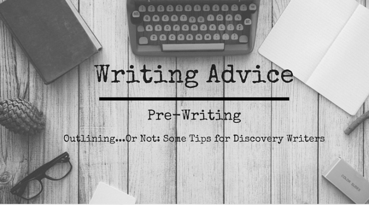 Writing Advice page cover