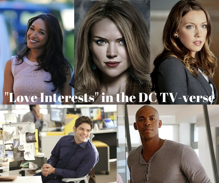 -Love Interests- in the DC TV-verse