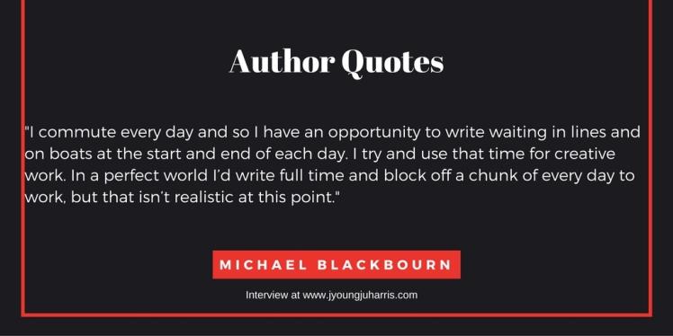 AuthorQuotesMichaelBlackbourne