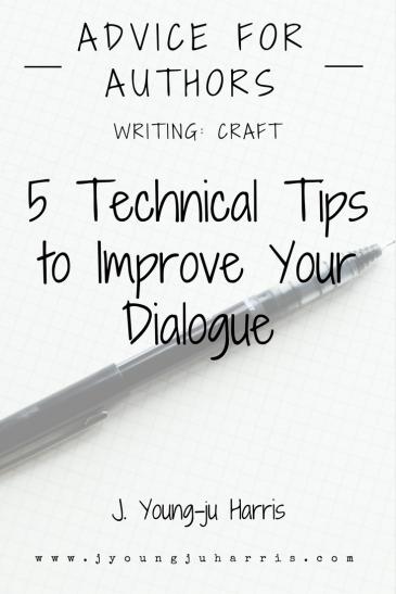 DialogueTechnicalTips
