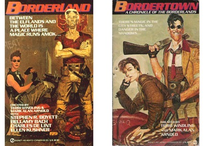 borderland-bordertown-covers